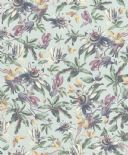 Portobello Wallpaper Passion Flower 289809 By Rasch Textil For Brian Yates